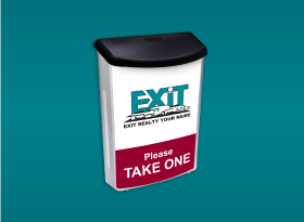 Brochure Boxes - EXIT Realty