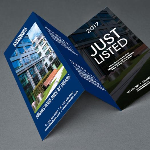 Brochures<br><br> - Coldwell Banker