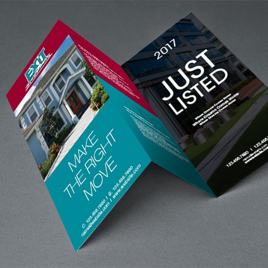 Brochures<br><br> - Exit Realty