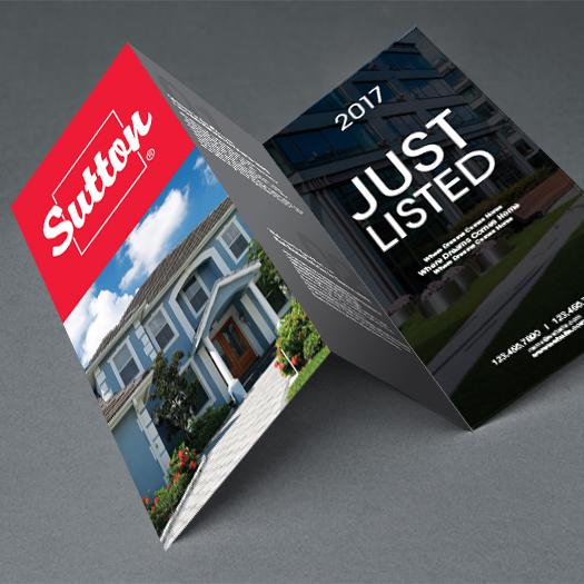 Brochures<br><br> - Sutton