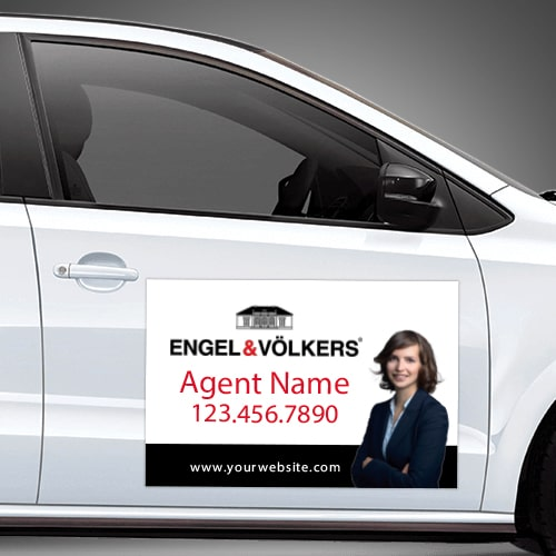 Car Magnets - ENGEL & VOLKERS