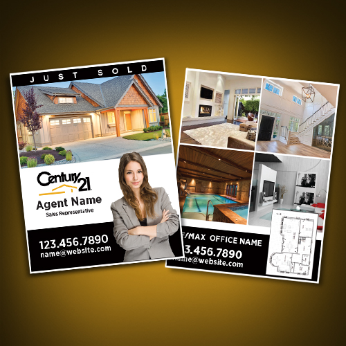 Feature Sheets<br><br> - Century 21