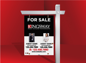 For Sale Signs - Kingsway