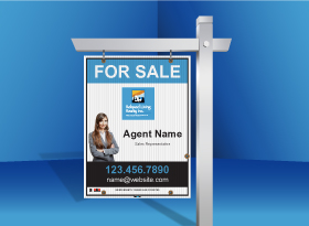 For Sale Signs - Relaxed Living Realty Inc.