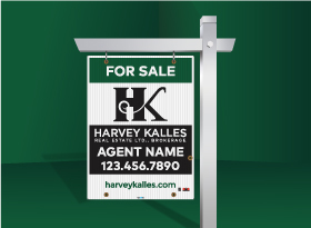 For Sale Signs - Harvey Kalles Real Estate