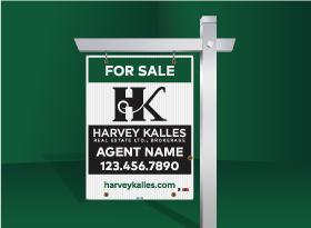 For Sale Signs - Harvey Kalles Real Estate