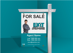 For Sale Signs - Exit Realty