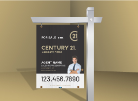 For Sale Signs - Century 21
