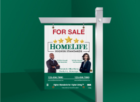 For Sale Signs - Homelife
