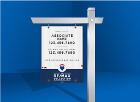 RE/MAX Collection <br> For Sale Signs Collection