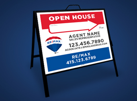 Insert Signs - RE/MAX