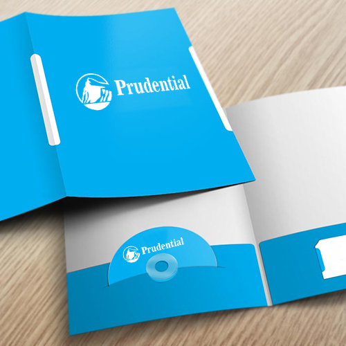 Presentation Folders<br><br> - Prudential