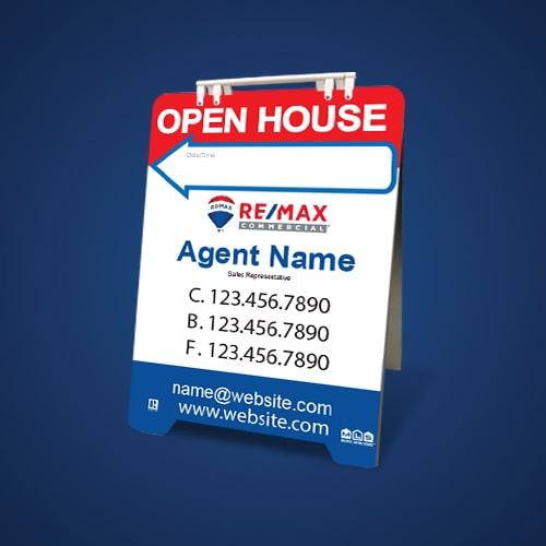 Sandwich Boards (With Feet) - RE/MAX