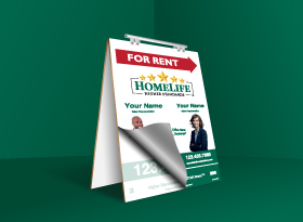 Sandwich Boards Reface and Repair - Homelife