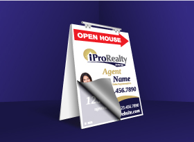 Sandwich Boards Reface and Repair - iPro Realty