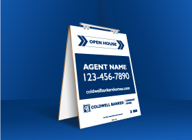 Sandwich Boards (Standard) - Coldwell Banker