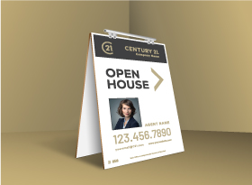 Sandwich Boards (Standard) - Century 21