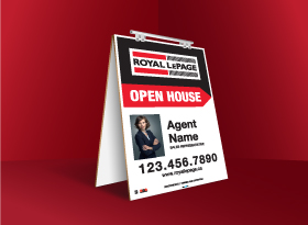 Sandwich Boards (Standard) - Royal LePage