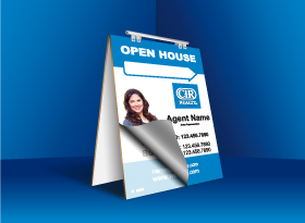 Sandwich Boards Reface and Repair - CIR Realty
