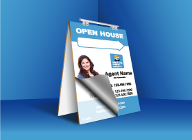 Sandwich Boards Reface and Repair - Relaxed Living Realty Inc.