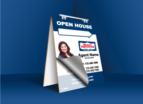 Sandwich Boards Reface and Repair - Realty Executives