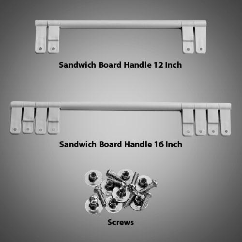 Sandwich Board Handles - ENGEL & VOLKERS