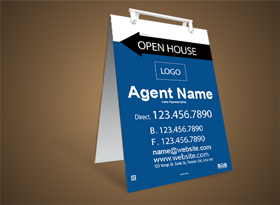 Sandwich Boards (Standard) - Independent Realtor