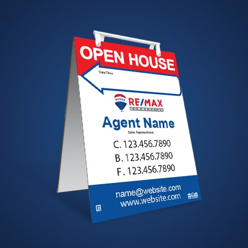 Sandwich Boards (Standard) - RE/MAX