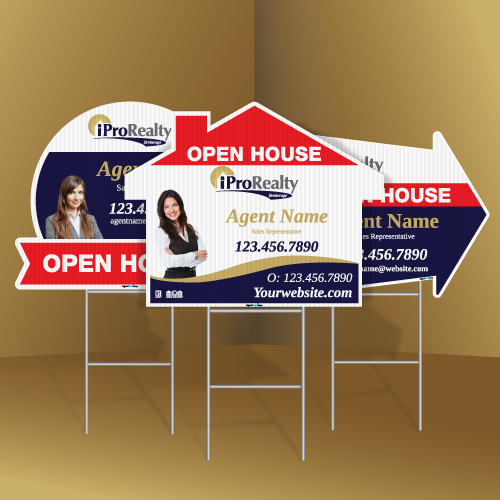 Directipnal signs Shaped