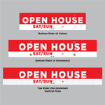 OPEN-HOUSE-SAT-SUN-flexible-time
