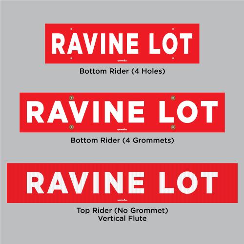RAVINE-LOT