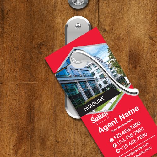 Door Hangers<br><br> - Sutton