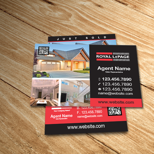 Postcards<br><br> - Royal LePage